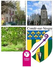 Logo Ville de Condé sur Vesgre