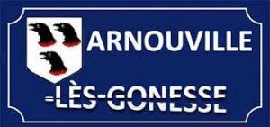 Logo Ville d'Arnouville Lès Gonesse