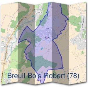 Logo Ville de Breuil-Bois-Robert
