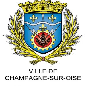 Logo Ville de Champagne sur Oise