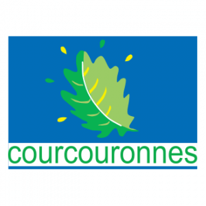 Logo Ville de Courcouronnes