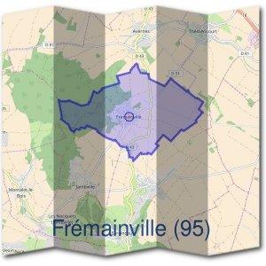 Logo Ville de Frémainville