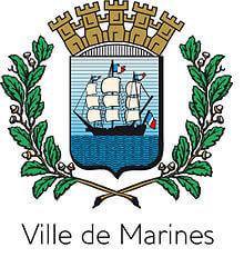 Logo Ville de Marines