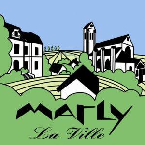 Logo Ville de Marly la Ville