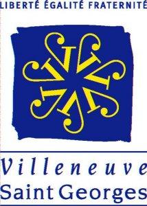 Logo ville de Villeneuve-Saint-Georges