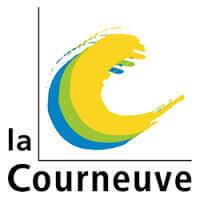 Logo Ville de la Courneuve