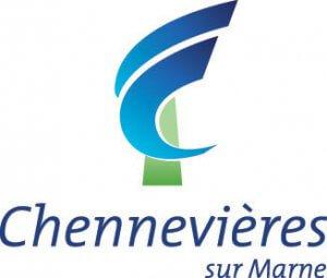 Logo ville de Chennevieres