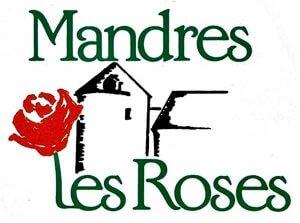 Logo ville Mandres-les-roses