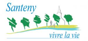 Logo ville de Santeny
