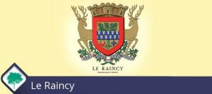 Logo Ville Le Raincy
