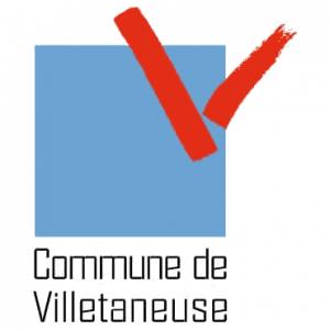 Logo Ville de Villetaneuse