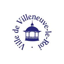 Logo ville de Villeneuve le Roi